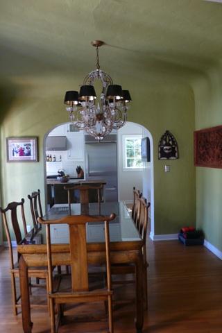 Kitchen after 3