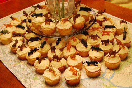 B's cupcakes