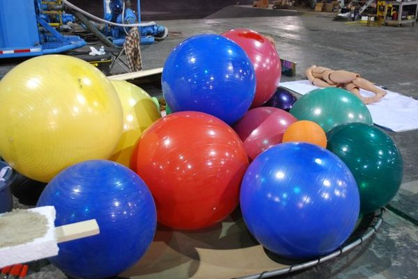 JA balls
