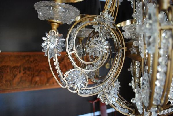 Chandelier dining2