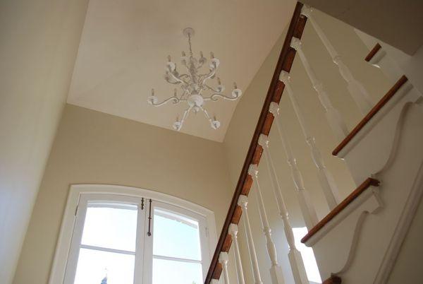 White chandelier2