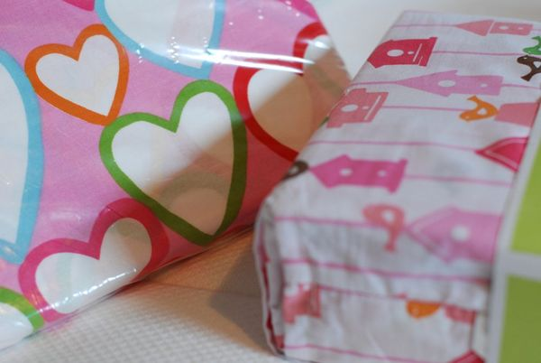 Pigtail bedding