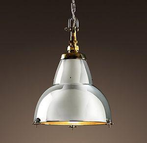 RH belgian factory pendant