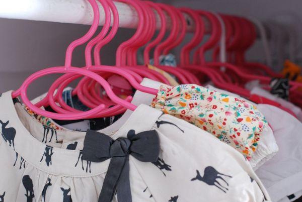 Nesting closets