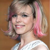 Pink rachel