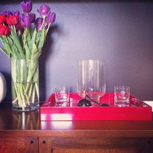 Tulip buffet