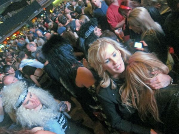 Vegas concert