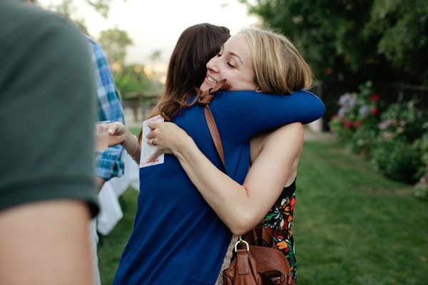 Semi-charmed life hugging