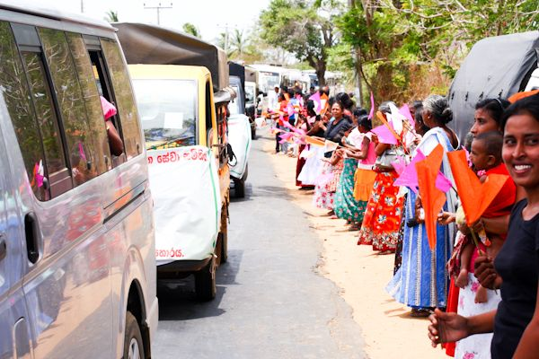 Sri lanka caravan