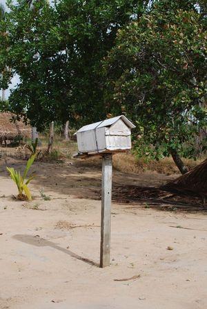 Sri lanka mailbox