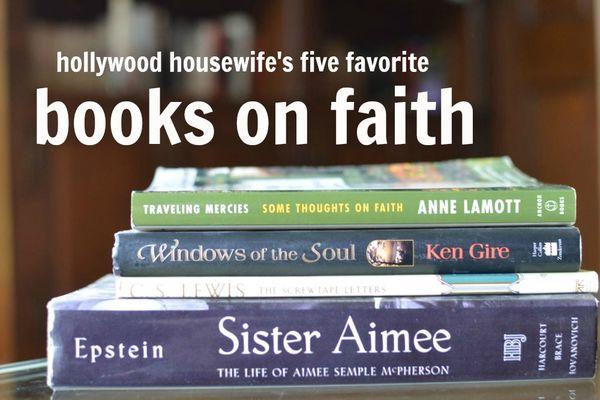 Books on faith