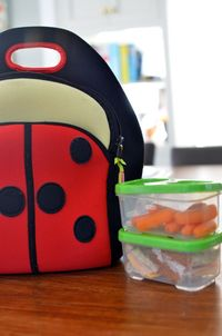 One day lunch box