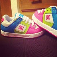 2012 mini DC shoes