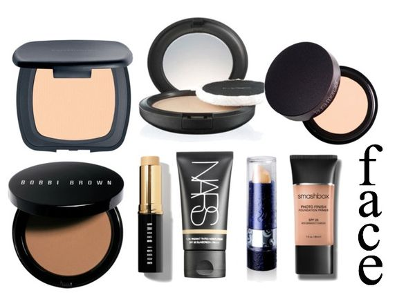 HH favorite face makeup products