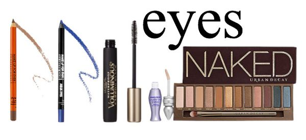 HH favorite eye makeup products