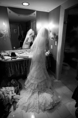 Wedding dress mirror2