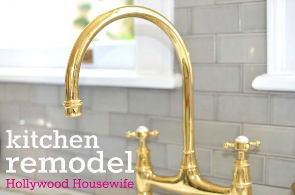 HH kitchen remodel details