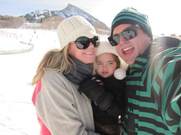 2012 snow selfie