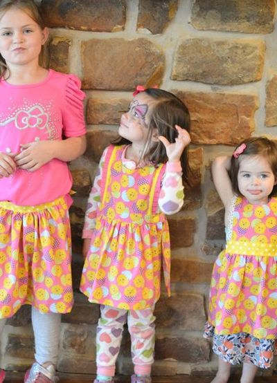 Easter aprons