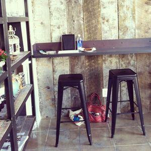 One day coffee shop writing