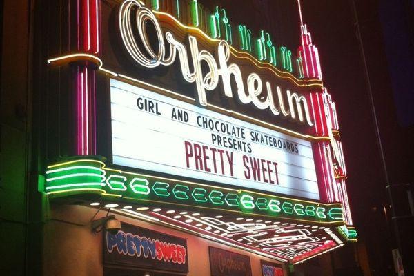Pretty sweet premiere
