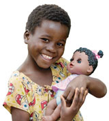 World vision toys