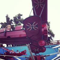 Knotts merry farm airplane