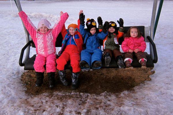 2012 snow cousins