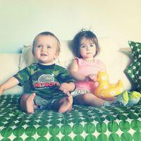 2012 polka dot cousins