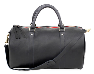 Clare vivier monogrammed duffle