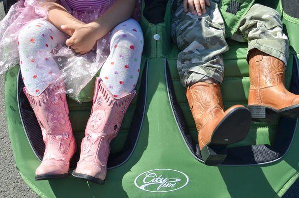 Kiddos boots
