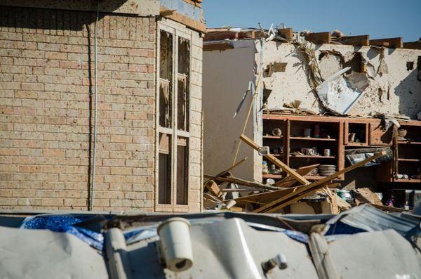 Oklahoma tornado cupboards