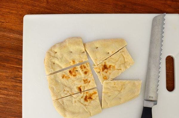 Garlic naan | hollywood housewife