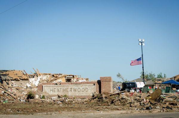 Oklahoma tornado heatherwood