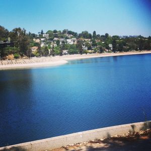 August silverlake reservoir