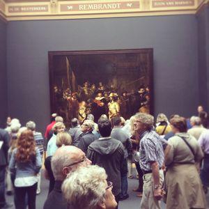 Rembrandt gorilla
