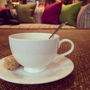 London tea