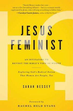Jesus feminist book cover