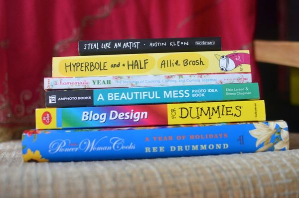 Books by bloggers   hollywood housewife