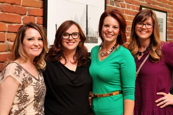 Jesus feminist party hostesses
