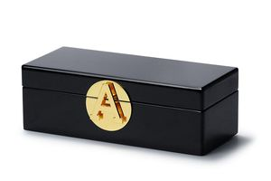 Cwonder monogram jewelry box