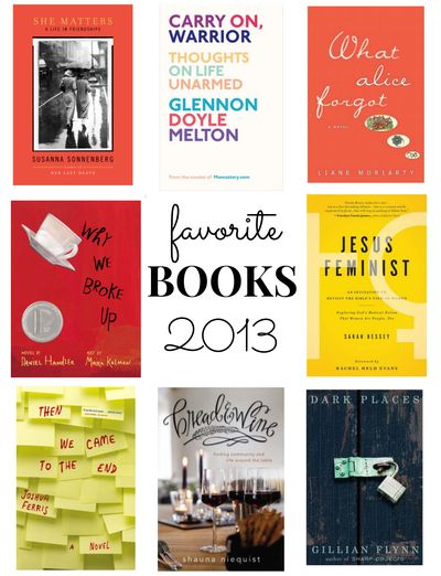 Favorite books 2013 | hollywood housewife