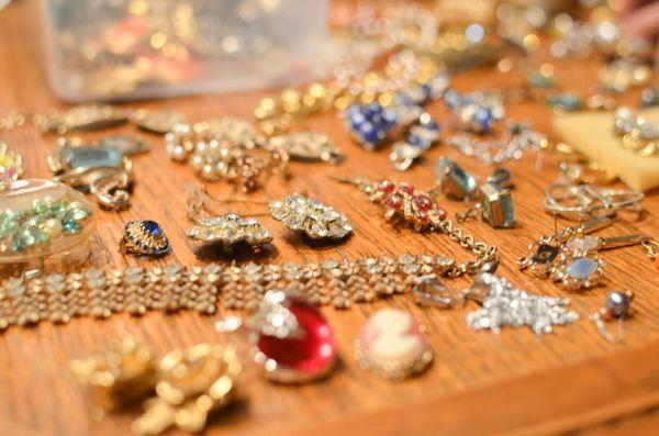Granny's jewelry