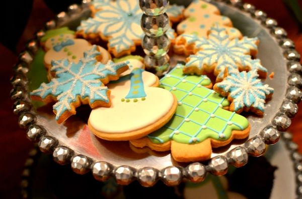Christmas eve cookies