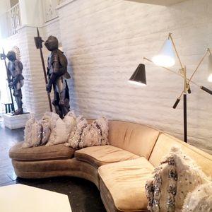 Parker palm springs lobby 2
