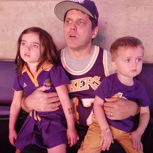 Gorilla kids lakers