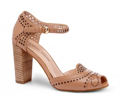 Sole Society laser cut Bettie heels
