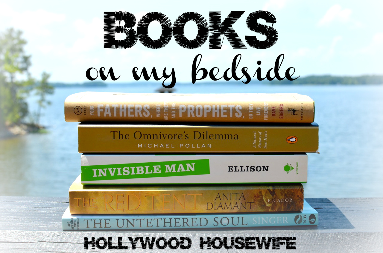Books On My Bedside  Hollywood Housewife