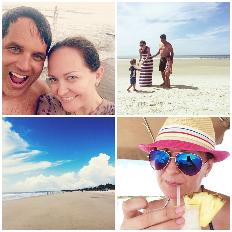 Beach instagrams