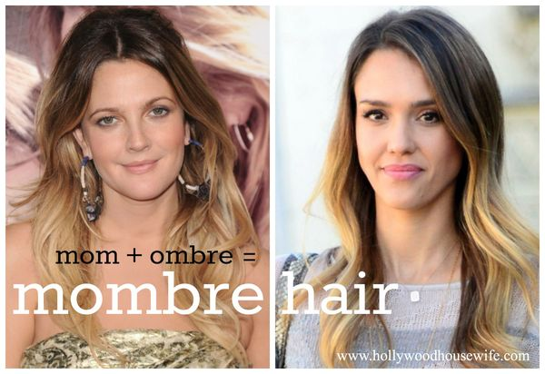 Celebrity mombre hair   hollywood housewife